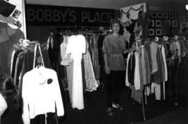 Bobby's Place display of clothing