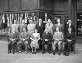 Vancouver Branch Sales Conference Sept. 1934