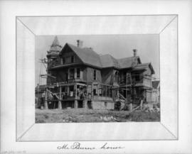 Mr. Burns house [at 1260 Barclay Street]