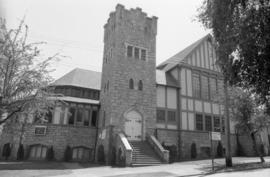 2600 Quebec Street (Mount Pleasant Baptist Church)