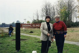 Official opening of Deering Island Park