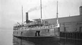 S.S. Cheam [at dock]