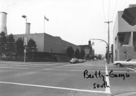 Beatty [Street] and Dunsmuir [Street looking] south