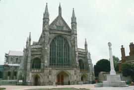 Architecture : Winchester cathedral