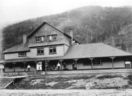 C.P.R. Hotel, North Bend