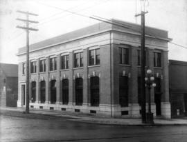 Royal Bank, Fairview Branch, at 7th & Granville, S.W. corner