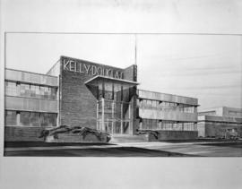 [Artist's rendering of the Kelly Douglas plant]