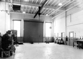 [Interior of shipping room - B.A.E.L. and C.W.L. on Sea Island built by Major General John Peter ...