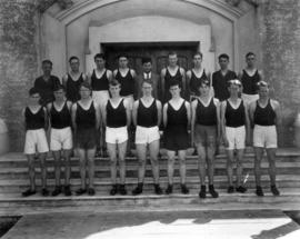 Vancouver Technical School Track Team