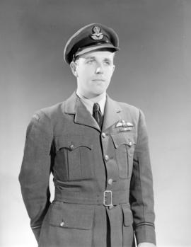 Flying Officer S.W. Guard