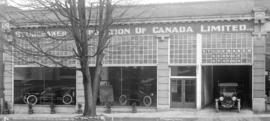 Vancouver Branch, Studebaker Corp. of Canada Ltd. [Georgia Street]