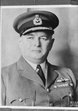 Air Marshall L.S. Breadner C.B., Air Officer Commanding in Chief, R.C.A.F. - overseas