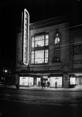 Odeon Theatres Ltd. - B.C.E.R. Co. night shot
