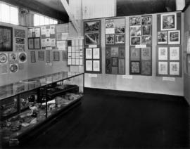 Vancouver School of Decorative and Applied Art display