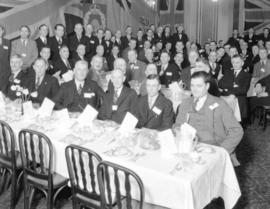 10th Battalion Association C.E.F. Dinner at Georgia Hotel