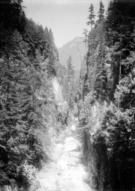 Capilano Canyon [from Japanese Bridge]