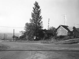Slocan Street, west side, 8th Ave. to Broadway - view southwest