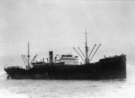 "S.S. ""Canadian  Freighter"""