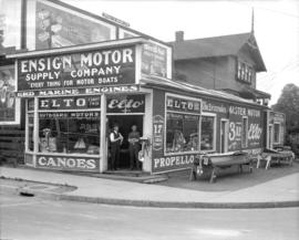 [Ensign Motor Supply Company, 1800 West Georgia St.]