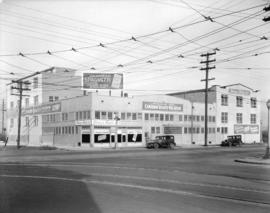 Famous Foods Limited building [at 1301 East Hastings Street]