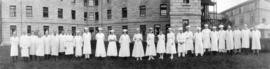[Vancouver General Hospital kitchen and bakery staff]