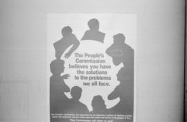 Dec. 84 : Angles [People's Commission poster]