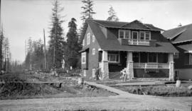 [J.W. Morrison house at 1749 Waterloo Street and 2nd Ave. W.]