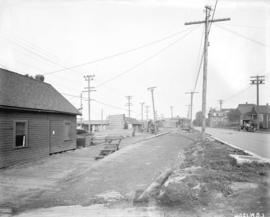 [Sawmill near Alder Street and Sixth Avenue]