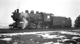 C.N.R. Steam, Yard Eng. #7534