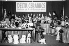 Delta Ceramics display