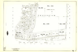 [Sheet 79 : Gladstone Street to Kerr Street and North Arm of Fraser River to Bobolink Avenue]