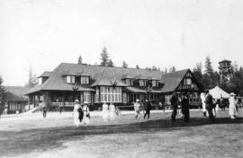 [Exterior of Burquitlam Golf Club]