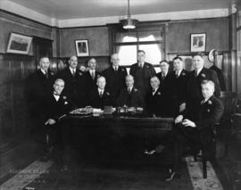 City Council, 1933, Vancouver, B.C.