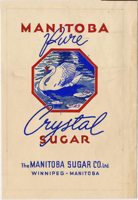 Manitoba Pure Crystal Sugar