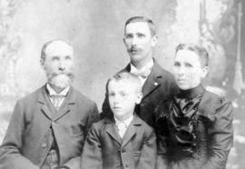 Samuel (Doupe?) and family