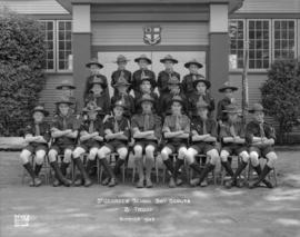 "St. George's School Boy Scouts - ""B"" Troop - Summer 1953"