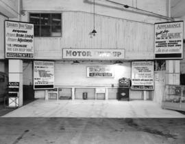 A.W. Carter Limited [garage at 845 Burrard Street]