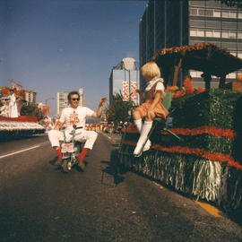 1970 P.N.E. Opening Day Parade