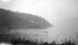 [View of] Deep Cove The Quarry and Racoon Id [Raccoon Island] North Arm