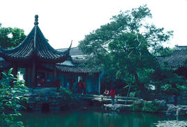Gardens - China, Japan : Master of the fishing nets garden, Suzhou, China