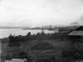 [View of] Vancouver [harbour]