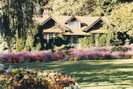 Rose Garden Cottage in Stanley Park