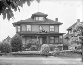 Dr. James Sutherland residence - 1860 Napier Street in Grandview District