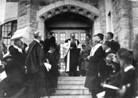 Anglican Theological College of B.C. opening ceremonies