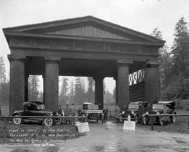 "Coast to Coast [Trip] by ""Reo Six"", Vancouver B.C. to New Brunswick - Reo Motor Car Age..."