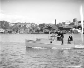 Citizens' Night Patrol Boat (Mr. Bardon) - Marine Service