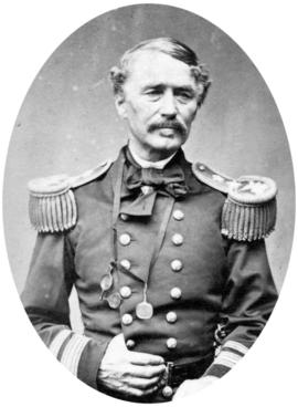 [Head and shoulders portrait of] Admiral Turner U.S. Navy