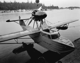 "Boeing Aircraft Co. of Canada, ""Totem"" flying boat CF-ARF"