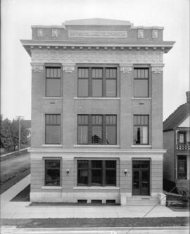 B.C. Telephone - Fairmont office [392 East 10th Avenue]