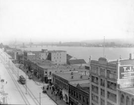 [View of Columbia Street]